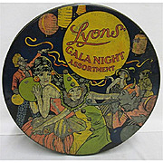 SALE Lyons Gala Night Assortment Biscuit Tin