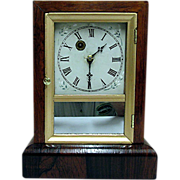 Waterbury Mantel Clock Completely Restored 100% Original