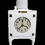 SALE G.E. Refrigerator Clock Advertising Clock