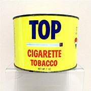 TOP Cigarette Tobacco Tin 50% OFF