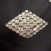 "SALE Hat Pin Art Deco 8"" Gold Gilt  Hatpin   $110"