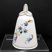 SALE Porcelain Dinner Bell Galway Ireland