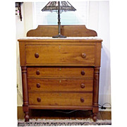 Chest of Drawers Solid Cherry