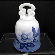 SALE Bell B & H Denmark Porcelain