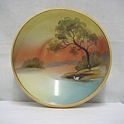 SALE Noritake Porcelain Hand Painted Bowl