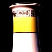 SALE Hatpin Holder Czech Porcelain Hat Pin Holder