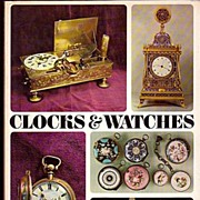 Clocks and Watches by Eric Bruton