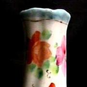 SALE Hatpin Holder Japanese Porcelain Hat Pin Holder