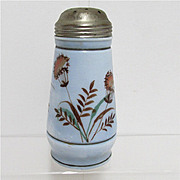 SALE Sugar Shaker Antique American Glass Factory B Circa 1891
