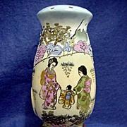 SALE Hatpin Holder Geisha Porcelain Hat Pin Holder