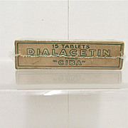 CIBA Old Drugstore or Pharmacy Product