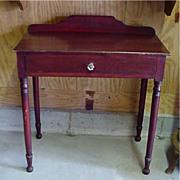 SALE Pine Washstand American Antique