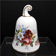 SALE Porcelain Bell Royal Albert Bone China