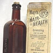 Hays Hair Health Pharmacy or Drugstore Item Unopened