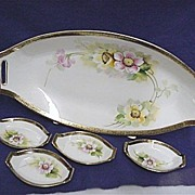 SALE Celery Set Nippon Porcelain