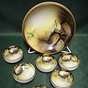 SALE Noritake Nut Set Service for Six  $119