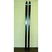 SALE Skis Wood Victorian Pointed Tips a Pair