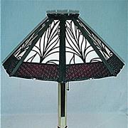 SALE Table Lamp Art Nouveau