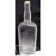 REDUCED Old Mr. Boston Liquor Bottle