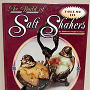 World of Salt Shakers, Volume III  $20