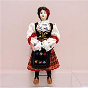 SALE Collectible Souvenir Doll
