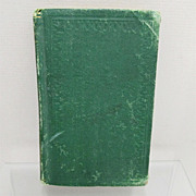 REDUCED Lyric Gems Book  Circa 1878 - 1888