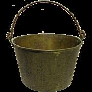 SALE H. W. Haydens Brass Kettle