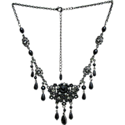 Necklace Victorian Style Made by VCLM