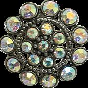 Aurora  Circular Pin