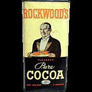 SALE Advertising Rockwoods Cocoa