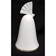 SALE Dinner Bell Noritake Porcelain