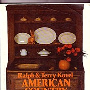 American Country Furniture 1780 - 1875