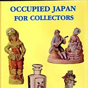Book Occupied Japan for Collectors by Florence Archambault MINT