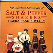 Salt and Pepper Shakers by Melva Davern Figural and Novelty Set