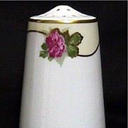 SALE Hat Pin Holder Royal Bavarian Porcelain Hatpin Holder