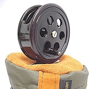 SALE National Sportsman Fly Reel with Reel Case