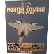 Jane's,  Air War 1, Fighter Combat in the Jet Age, (Hardcover) by David C. Isby