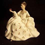 SALE Royal Doulton Figurine--My Love--HN 2339