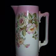 "Semi Porcelain 12"" Tankard--Smith-Phillips China Co."