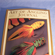Art of Angling Journal, Issue 1--Volume 3, Outstanding Illustrations