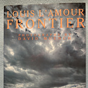 SALE Frontier, by Louis L'amour, Photographs by David Muench