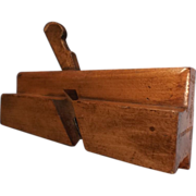 SALE Vintage Moir Glasgow Sash Ovolo Wood Moulding Plane--Woodworking Tool