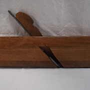 "Roxton Pond  3/8"" Bead Plane by  A. Monty - Woodworking Tool"
