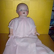 Vintage  Century Doll Co. Bisque Baby