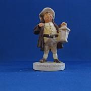 "Sebastian Miniatures ""Colonial Watchman"