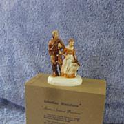"Sebastian Miniatures  ""Colonial Watchman"""