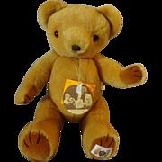 Bully Bear By House of Nisbet  Toy Bear