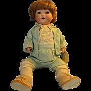 SOLD Heubach Koppelsdorf German Bisque Doll