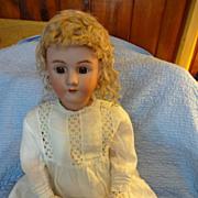 Simon Halbig German Bisque Doll