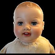 Vintage Vinyl Baby Doll